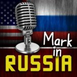 Mark in Russia podcast artwork