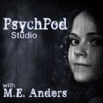 PsychPod Studio podcast cover art