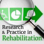 Research & Practice in Rehabilitation podcast album art