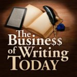 The Business of Writing Today podcast cover art