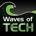 Waves of Tech podcast artwork