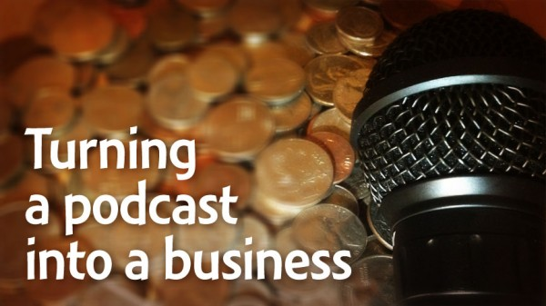 Turn a podcast into a business with tax benefits