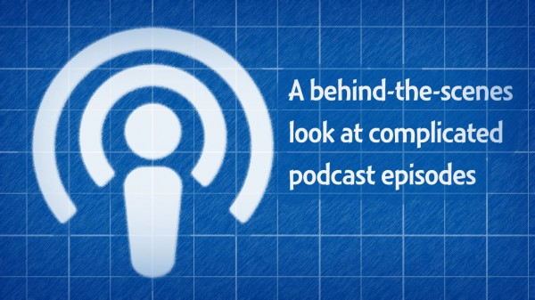 Behind-the-scenes look at complicated podcasting
