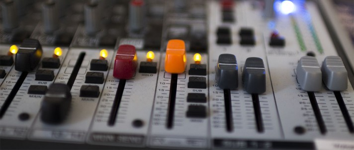 Do you need a mixer to podcast