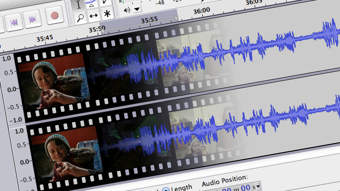 Extract-audio-from-video-clips-with-Auda