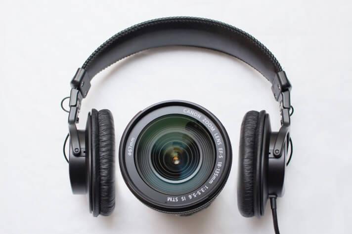Audio-versus-video-podcasting