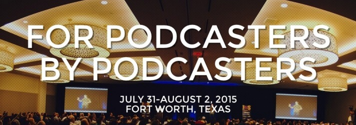 Podcast Movement conference by podcasts for podcasters