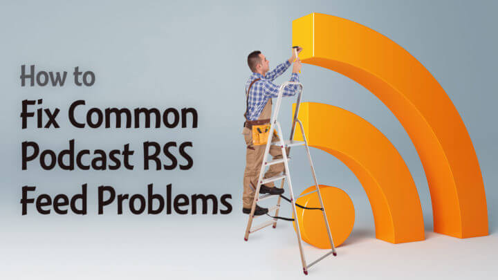 how to download podcast from rss feed