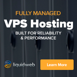 Liquid Web managed VPS and dedicated servers